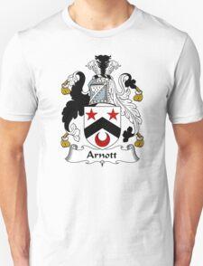 Arnott Coat of Arms / Arnott Family Crest T-Shirt