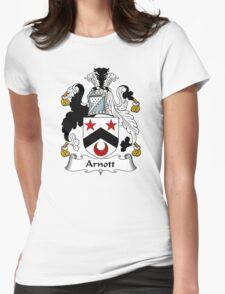 Arnott Coat of Arms / Arnott Family Crest Womens Fitted T-Shirt