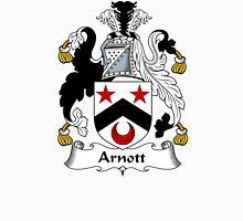 Arnott Coat of Arms / Arnott Family Crest Unisex T-Shirt