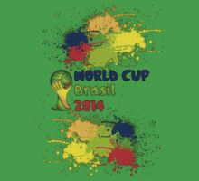 World Cup 2014 by refreshdesign