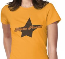 Hipsta please Womens Fitted T-Shirt