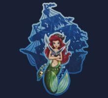 Siren's Shipwreck by Ellador