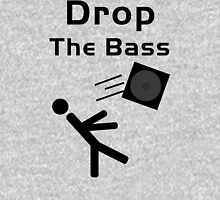 Drop the Bass...Literally Unisex T-Shirt