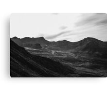 The Whisper of Land Canvas Print