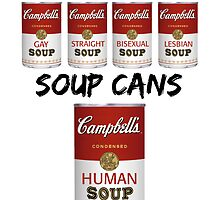 Labels Are For Soup Cans  by amberapparently
