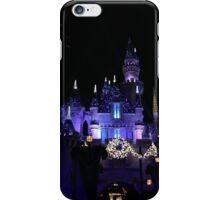Disneyland Castle Diamond Celebration  iPhone Case/Skin