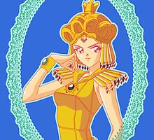 Sailor Galaxia  by Rickykun