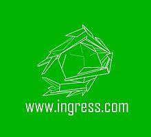 Ingress - JARVIS Virus by CupcakeCreature