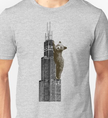 Sears Tower Cub Unisex T-Shirt