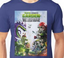 plants vs zombies warfare full Unisex T-Shirt
