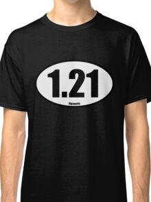 1.21 Gigawatts - Tee Shirt Classic T-Shirt