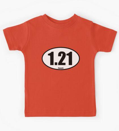 1.21 Gigawatts - Tee Shirt Kids Tee