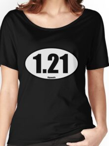 1.21 Gigawatts - Tee Shirt Women's Relaxed Fit T-Shirt