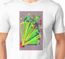 """Projection"" by Richard F. Yates Unisex T-Shirt"