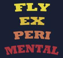 Fly Experimental by RedSteve