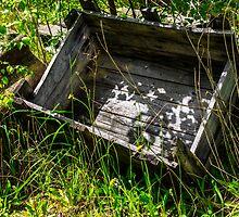 Lost crate by EykensJ