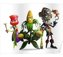 plants vs zombies Poster