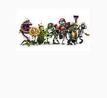 plants vs zombies all Unisex T-Shirt
