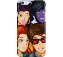 X Men Apocalypse Kids iPhone Case/Skin