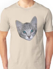 cat head Unisex T-Shirt