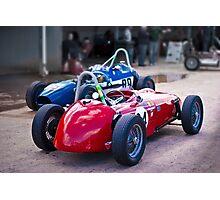Nota Major and Nota BMC Formula Junior Photographic Print