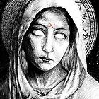 Mother Mary by TheDarkArtofDKP