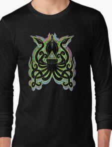 Neon Kraken Long Sleeve T-Shirt