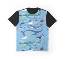 Seananigans - Pattern Graphic T-Shirt