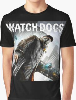 WATCH DOGS GAME Graphic T-Shirt