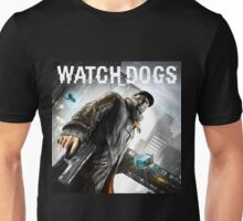 WATCH DOGS GAME Unisex T-Shirt