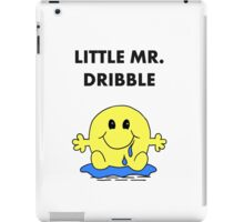 Mr Dribble iPad Case/Skin