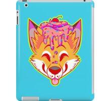 Cupcake Fox iPad Case/Skin