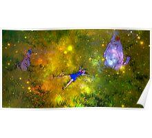 The Cat Returns Nebula Poster