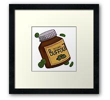 Buffout Framed Print