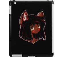 Neko Neko Kuro iPad Case/Skin