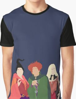 Sanderson Sisters Graphic T-Shirt