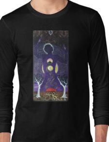 Shambala - Spiritual Journey Long Sleeve T-Shirt