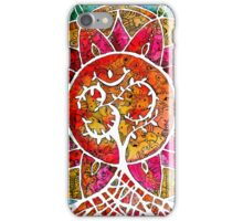 Tree of Life Mandala iPhone Case/Skin