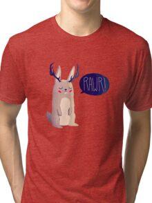 Fearsome Critter Tri-blend T-Shirt
