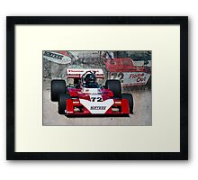 1972 Surtees TS9B#6 - Front View Framed Print