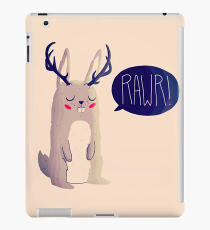 Fearsome Critter iPad Case/Skin