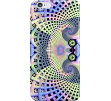 Spirals and Plaiting, abstract patterns case iPhone Case/Skin