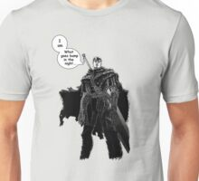 Berserk Manga - Bump in the Night Unisex T-Shirt