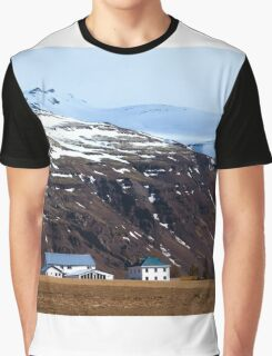 Living in Iceland Graphic T-Shirt