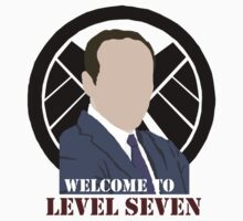 Welcome to Level Seven  by fandomchic