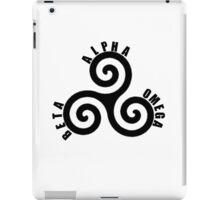 triskele iPad Case/Skin