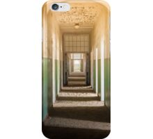 Ghostly Corridor iPhone Case/Skin