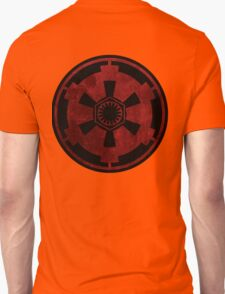 galactic empire and first order emblem Unisex T-Shirt