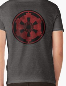 galactic empire and first order emblem Mens V-Neck T-Shirt