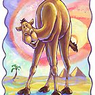 Animal Parade Camel by Traci VanWagoner